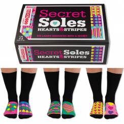 Secret Soles Socks Gift Set