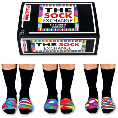 The Sock Exchange Gift Set