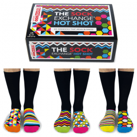 The Sock Exchange Hot Shot Socks