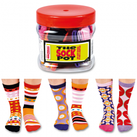 The Sock Pot Gift Set for Girl's