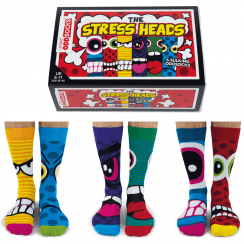 The Stress Heads Socks Gift Set for Men