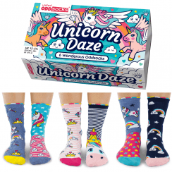 Unicorn Daze Sock Gift Set for Girl's