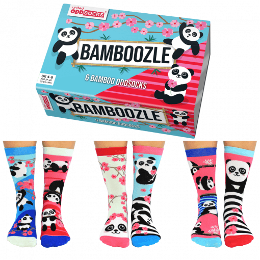 Women's Bamboozle Socks Gift Set
