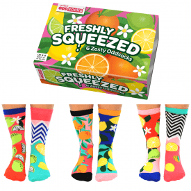 Women's Freshly Squeezed Socks Gift Set
