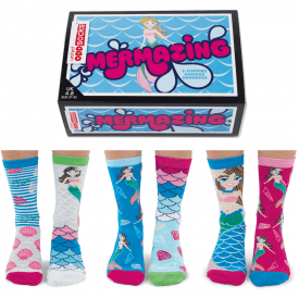 Women's Mermazing Socks Gift Set
