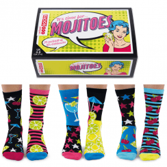 Women's Mojitoes Socks Gift Set