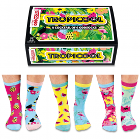 Women's Tropicool Bright Socks Gift Set