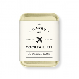 The Carry on Cocktail Kit, The Champagne Cocktail
