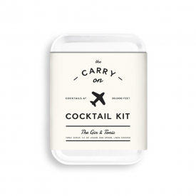 The Carry on Cocktail Kit, The Gin & Tonic