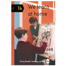 We Learn at Home, Dung Beetle Book 1B For Grown Ups