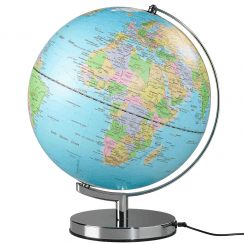 "12"" Classic Illuminated LED Globe Light"