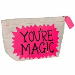 Hazel Nicholls, You're Magic Make up Bag