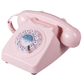 Series 746 Phone Dusky Pink