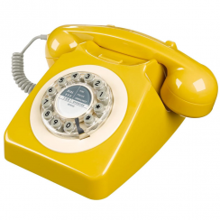 Series 746 Phone English Mustard