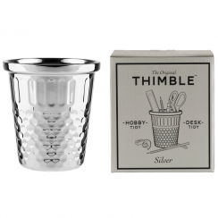 Silver Giant Thimble Tidy