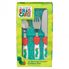 The Hungry Caterpillar Cutlery Set