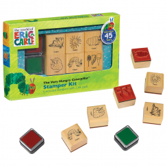 The Hungry Caterpillar Stamper Kit