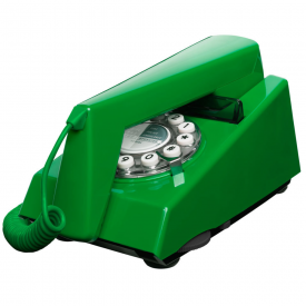 Trim Phone Emerald Green