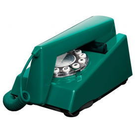 Trim Phone in Peacock Green