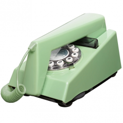 Trim Phone in Swedish Green