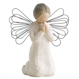 Angel of Prayer Figurine