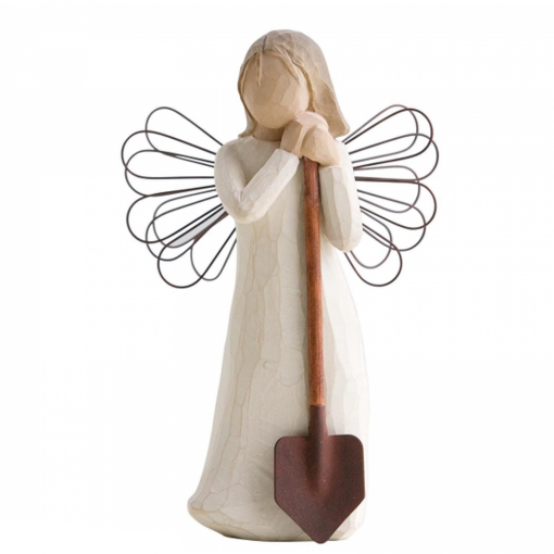 Angel of the Garden Figurine