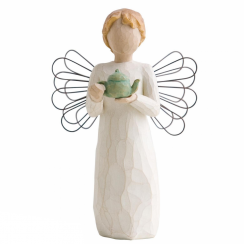 Angel of the Kitchen Figurine