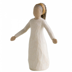 Blessings Hand Painted Figurine
