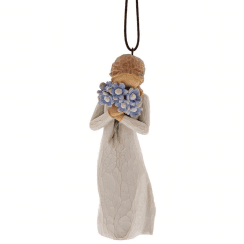 Forget me not Ornament