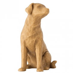 Love my Dog Light Figurine