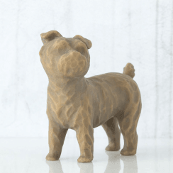 Love my Dog Small Standing Figurine