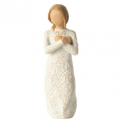 Memories 2019 Hand Painted Figurine