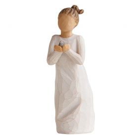 Nurture Hand Painted Figurine