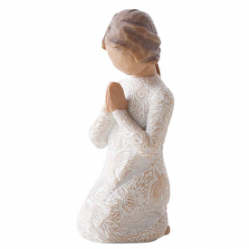 Prayer of Peace Figurine