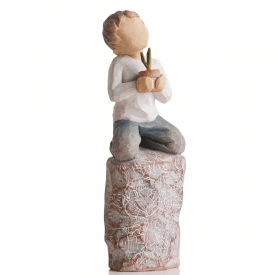 Something Special Hand Painted Figurine