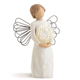 Sweetheart Hand Painted Figurine
