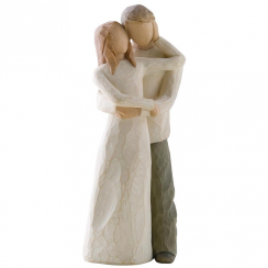 Together Hand Painted Figurine