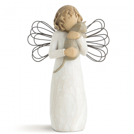 With Affection Angel Figurine
