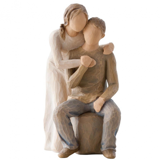 You and Me Figurine