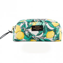 Lemon Beauty Make Up Bag