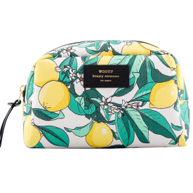 Lemon Big Beauty Make up Bag