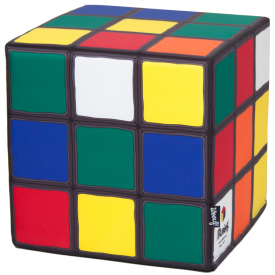 Rubik's Cube Bean Bag
