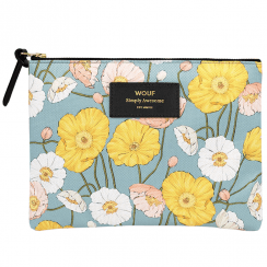 Alicia Zipper Large Pouch