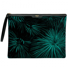 Amazon Velvet Large Clutch