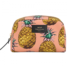 Ananas Pineapple Big Beauty Make up Bag