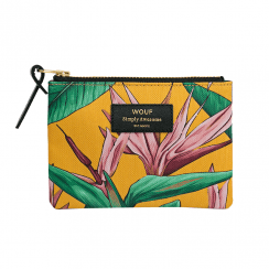 Bird of Paradise Small Pouch