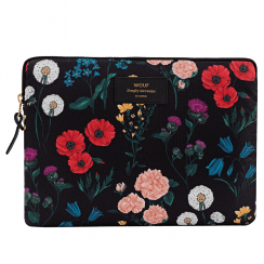 Black Blossom iPad Sleeve