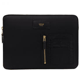 Black Bomber iPad Sleeve