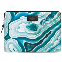 "Blue Mineral MacBook Pro 13"" Laptop Sleeve"