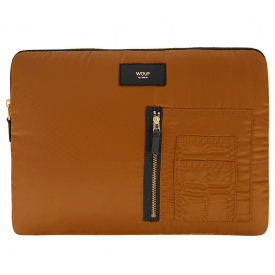 "Bronze Bomber MacBook Pro 13"" Laptop Sleeve"